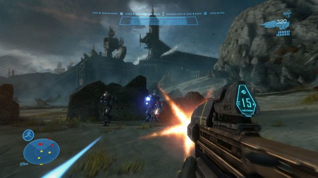 Halo Flighting | When does Halo Reach beta testing start