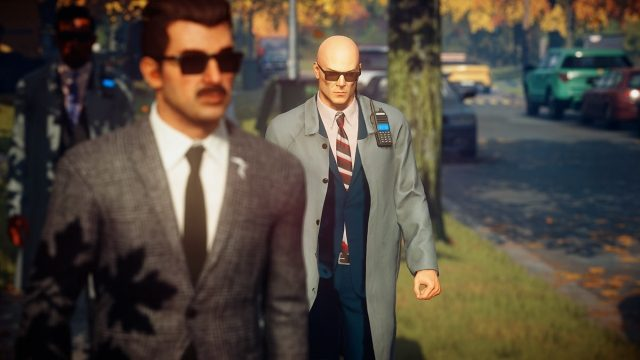 Hitman 2 April Roadmap