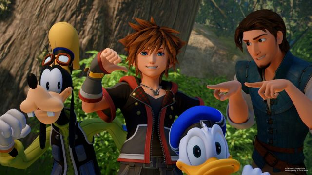 Kingdom Hearts 3 1.06 update patch notes