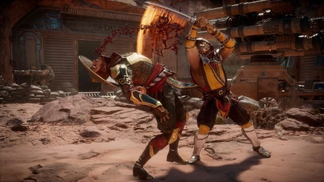 Mortal Kombat 11 is Trying to Sell a Free Character