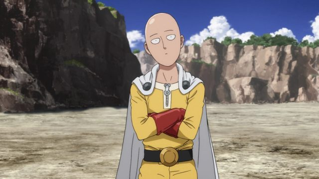 One Punch Man Episode 16