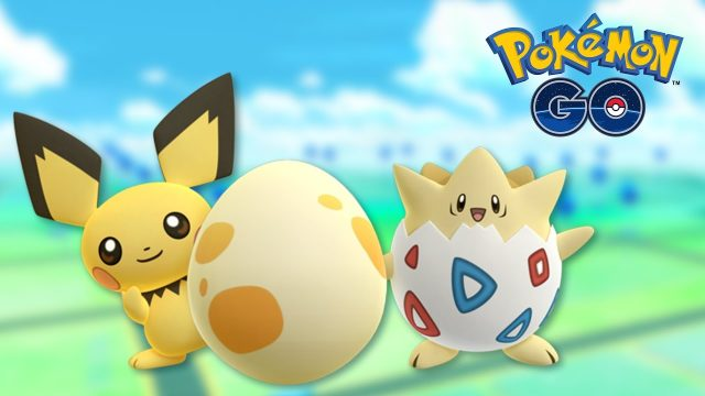 Pokemon Go Easter Event