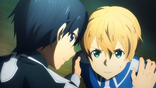 Sword Art Online Alicization Episode 25