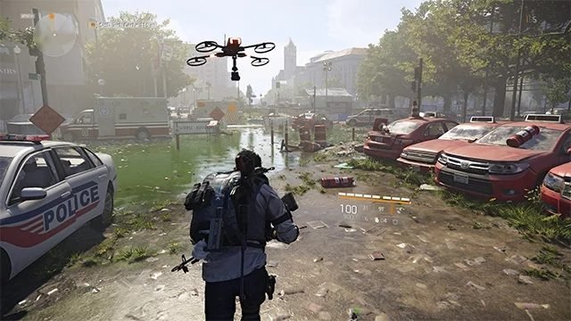 The Division 2 Reviver Hive Not Working