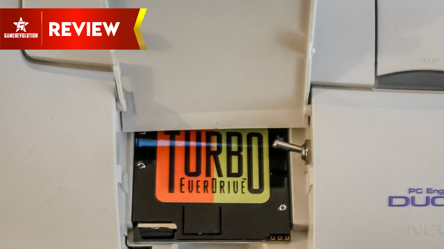 Turbo Everdrive Review | A must-have for PC Engine and