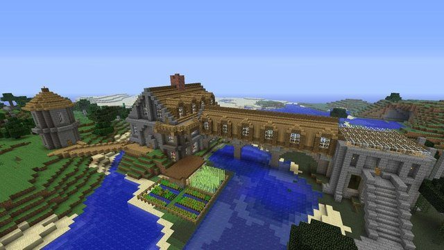 Minecraft House Ideas 12 Houses That You Can Build In