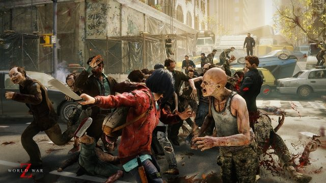 World War Z Lobo Pack Locked