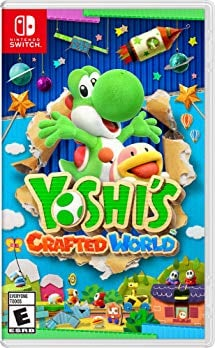 Box art - Yoshi's Crafted World