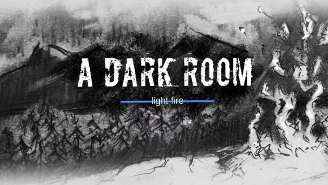 a dark room featured image