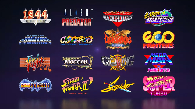 Capcom Home Arcade is poorly executing its good ideas