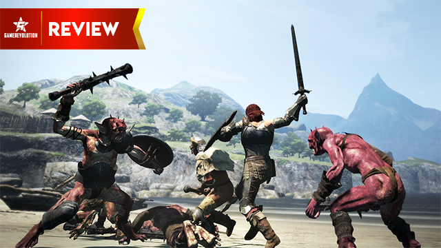 Dragon's Dogma Dark Arisen Switch Review | Hunting on the go