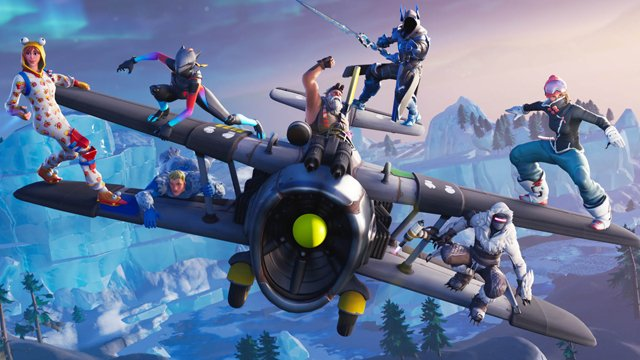 fortnite 8.20 update new bow in fortnite