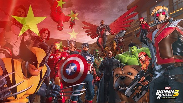 Marvel Ultimate Alliance 3 adds Chinese support