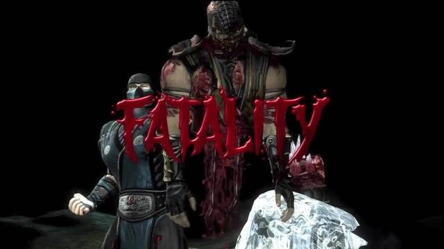 Mortal Kombat Fatalities