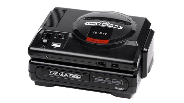 Sega may do a Sega CD Mini