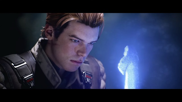 Star Wars Jedi Fallen order trailer with Cal