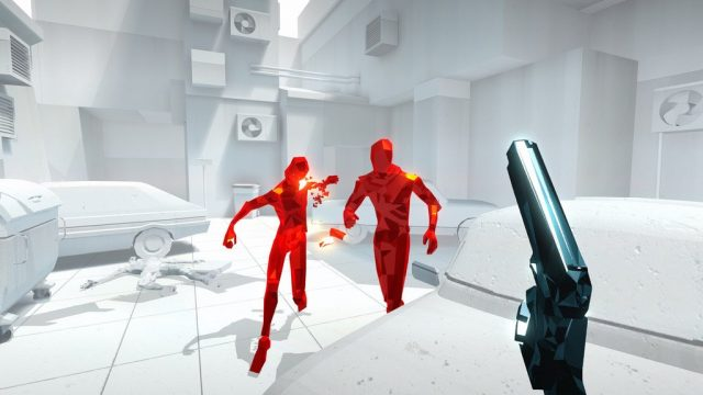 Superhot VR sales