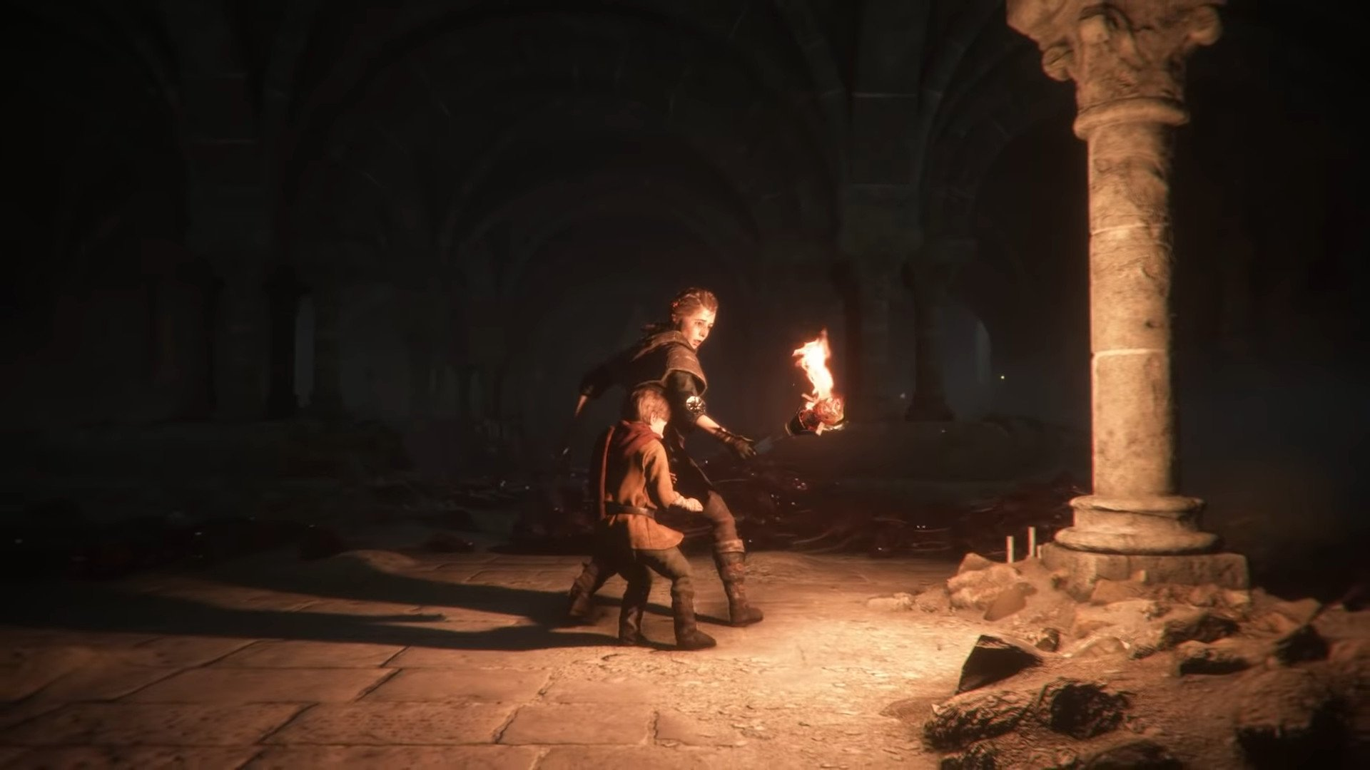A plague tale: innocence overview gameplay trailer