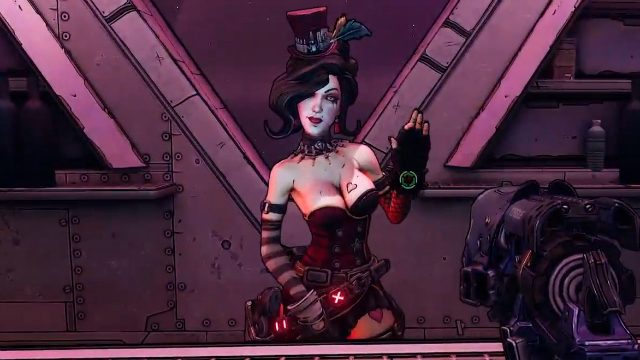 Borderlands 3 Gameplay Reveal Moxxi
