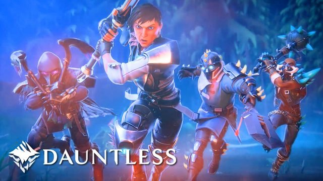Dauntless Slow Loading Times