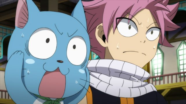 Fairy Tail Episode 308