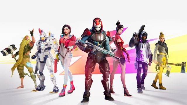 Fortnite Season 9 Week 1 and 2 Loading Screens