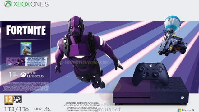 Fortnite Xbox One Bundle Skin
