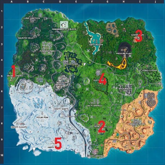 "The Fortnite season 9 week 2 challenges are out in the wild. There are some toughies this week, including the ""Visit an Oversized Phone, a big Piano, and a giant Dancing Fish trophy,"" as well as the usual full list of season 9 week 2 free challenges and Battle Pass challenges. Below, we've given you the entire Fortnite season 9 week 2 challenges cheat sheet so you can complete them as quickly as possible from May 16 onwards. We've even thrown in the Fortnite season 9 week 2 challenges rewards so you know exactly what you're getting and whether they're worth completing. Fortnite Season 9 Week 2 Challenges 