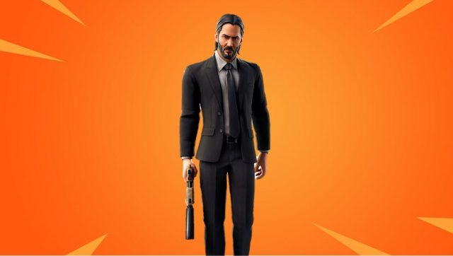 Fortnite x John Wick