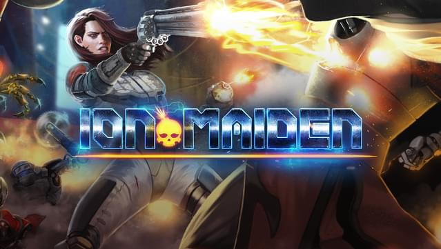 Ion Maiden lawsuit