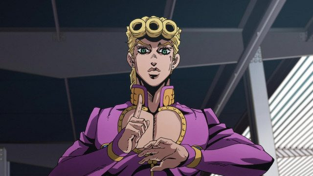 JoJo's Bizarre Adventure Golden Wind episode 31