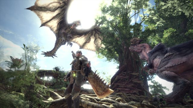 Monster Hunter World 12.01 patch notes