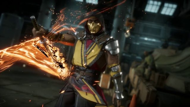 Mortal Kombat 11 game deals