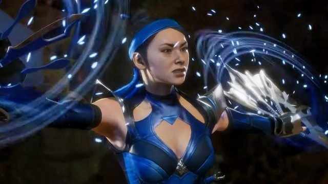 Mortal Kombat 11 Maskless Gear How To Unlock Maskless Kitana