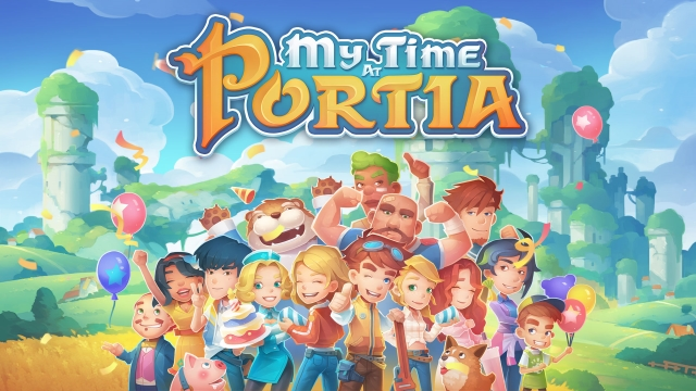 My Time at Portia Version 20 Update Patch Notes | New PS4