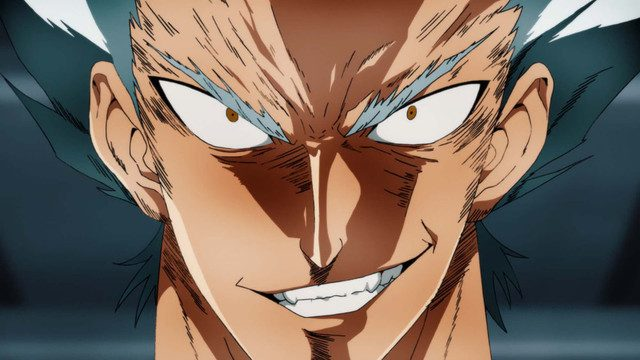 One Punch Man episode 17