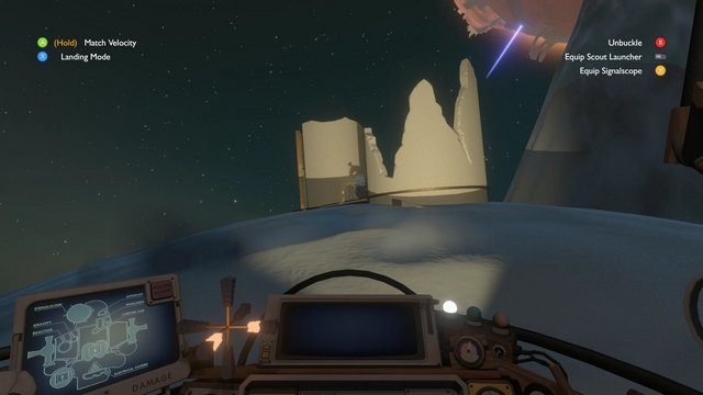 Outer Wilds Ash Twin Tower