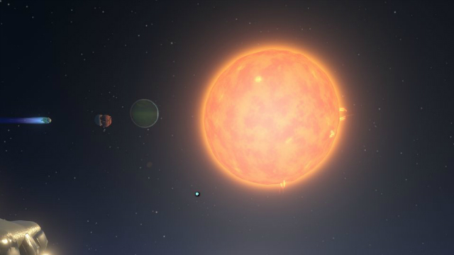 Outer Wilds Time Loop Sun Explodes