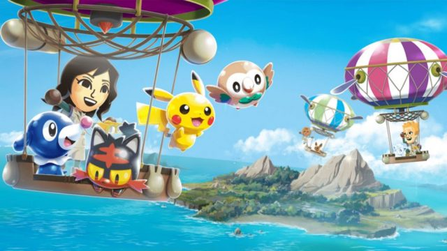 Pokemon Rumble Rush release date