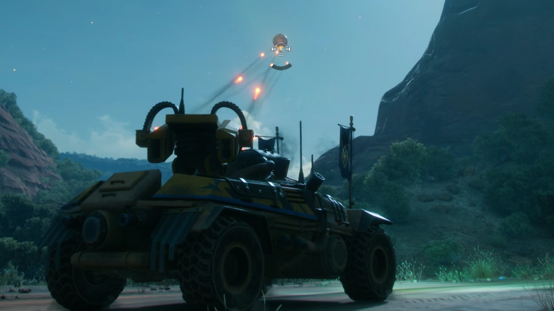 Rage 2 Get new vehicle weapons