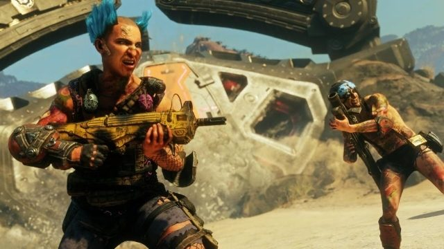 Rage 2 May 16 Hotfix Update Patch Notes