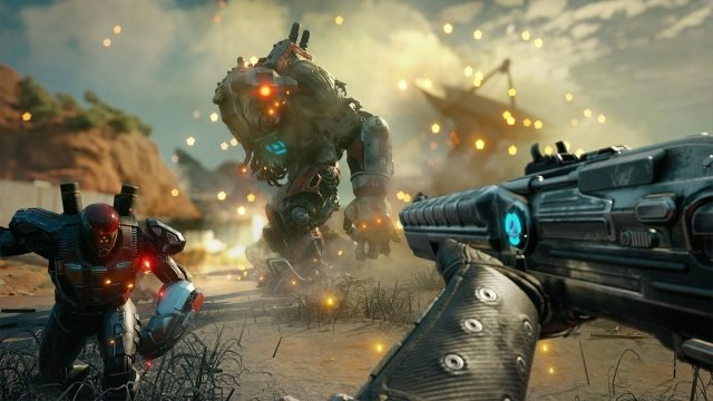 Rage 2 Rise of the Ghosts DLC