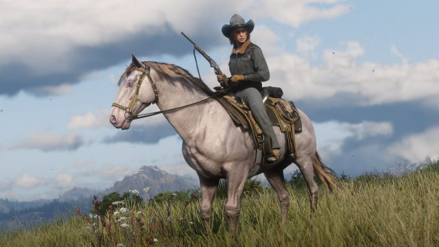 Red Dead Online PS4 Exclusives