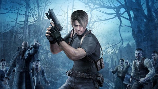 Resident Evil 4 Switch Motion Controls