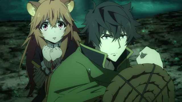 Rising of the shield hero episode 24