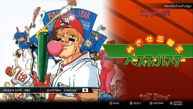SNK 40th Anniversary Collection Baseball Stars Xbox One