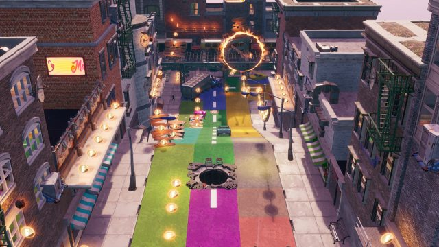 Find Jonesy in the Sewer map