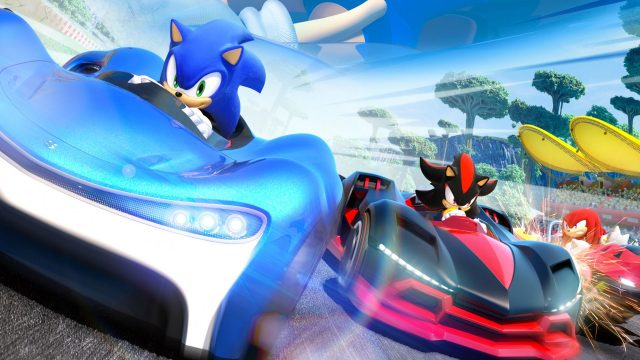 Team Sonic Racing Unlock time