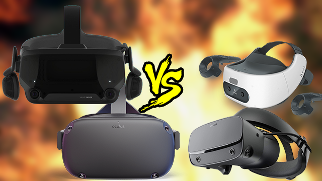 The Daily Vote VR Headsets