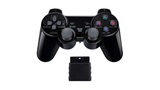 Third Party Wireless Controller PS2 PS1
